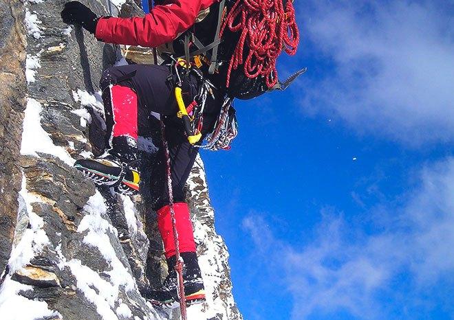 Экипировка для высотного альпинизма