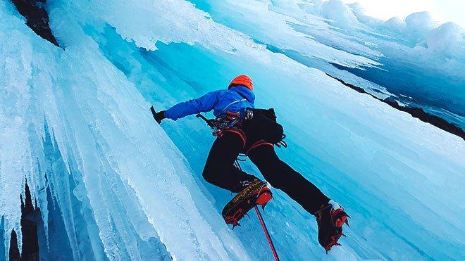 Снаряжение для альпинизма - Скально-ледового