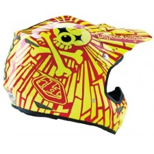 Шлем TLD AIR SKULLY ECE